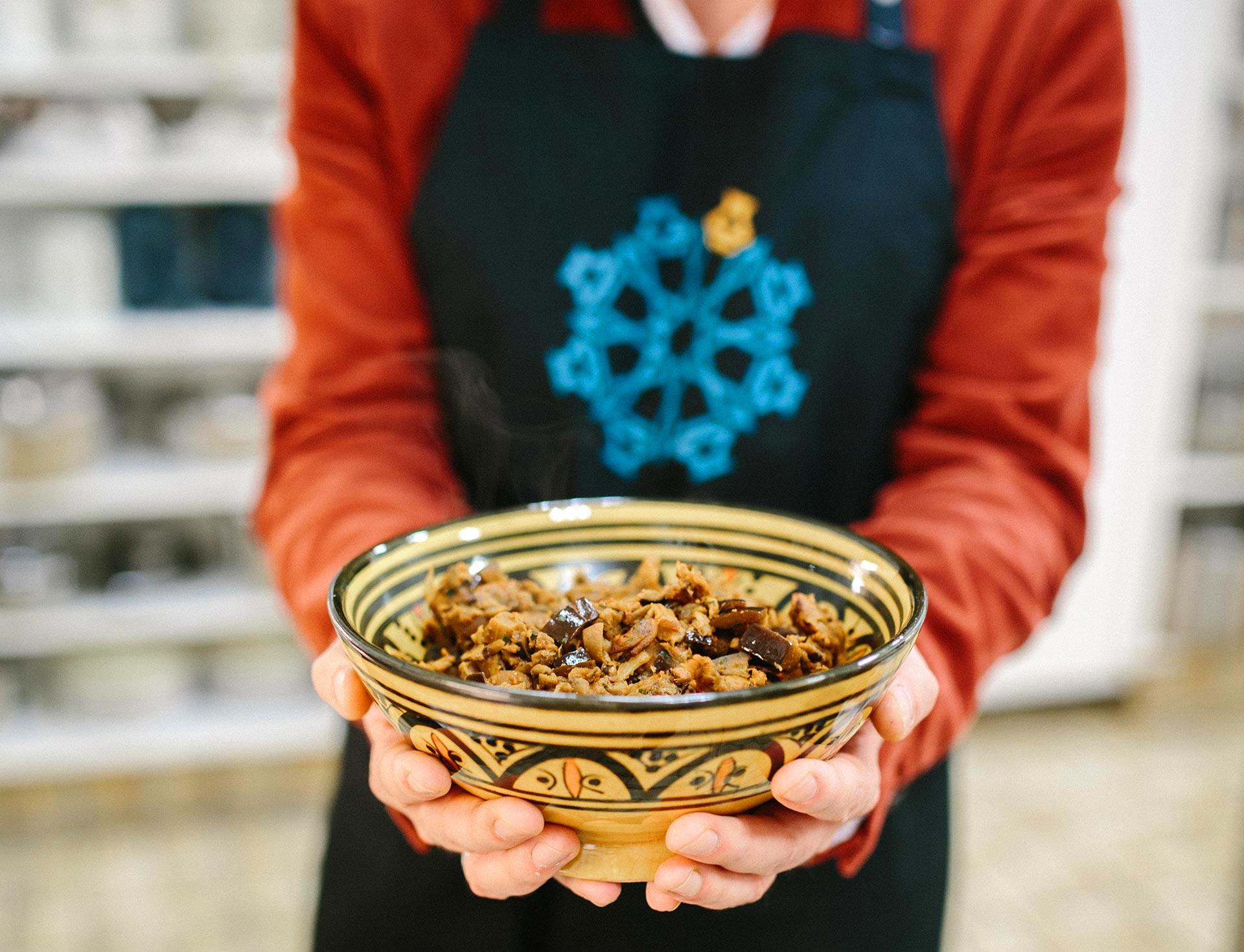 Buntes aus der marokkanischen Küche