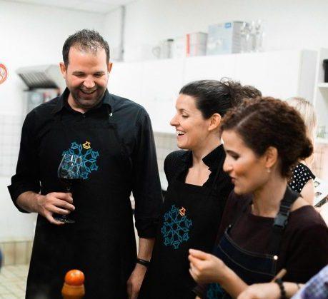 Kochen mit Freunden bei TASTE MOROCCO