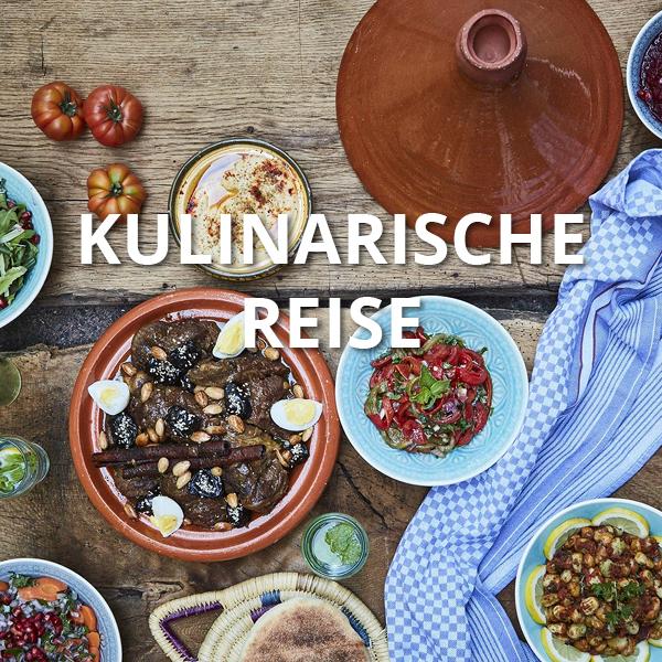 Kulinarische Reise Gutschein-marokkanische Kochschule Düsseldorf