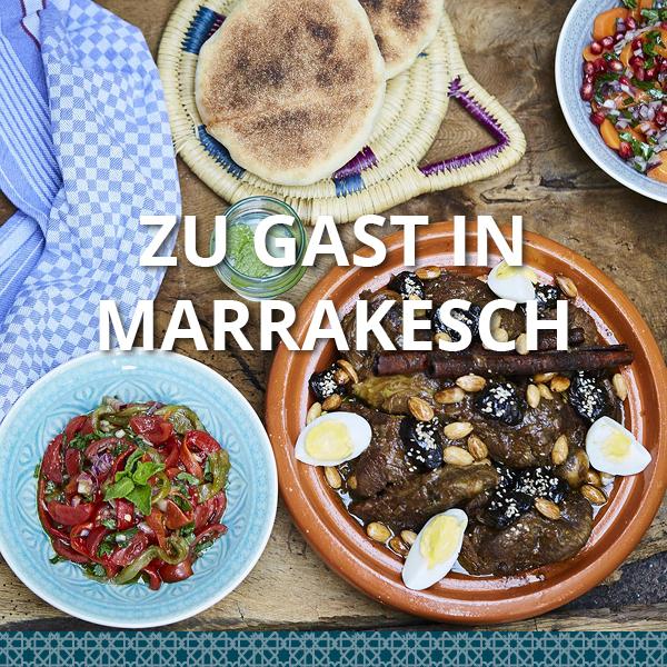 Gutschein - Zu Gast in Marakesch